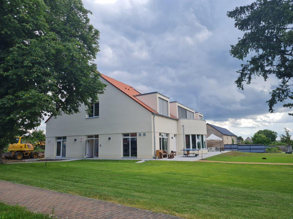 Neubau eines Seminar- und Gästehauses für die Stiftung Begegnungsstätte Gollwitz