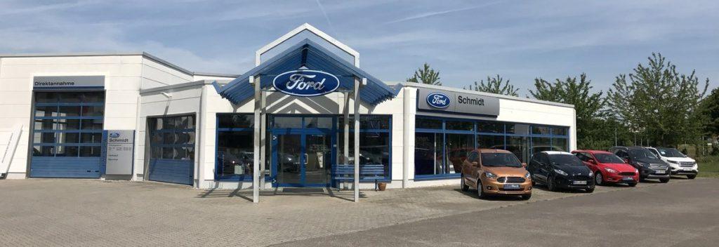 Ford Autohaus Schmidt in Zerbst